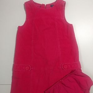 GAP Corduroy Dress